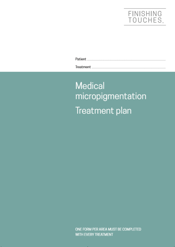 Treatment Plan Forms - Medical