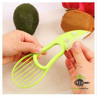 Coupe avocat 3 en 1 Gadgets Cuisine Fun
