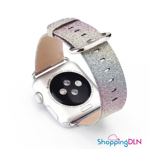 Bracelet Apple Watch scintillant
