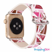 Bracelet pour Apple Watch design abstrait