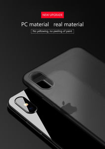 Coque iPhone 7 ultra fine 0.3mm