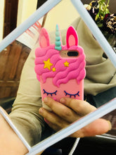 Coque iPhone Licorne
