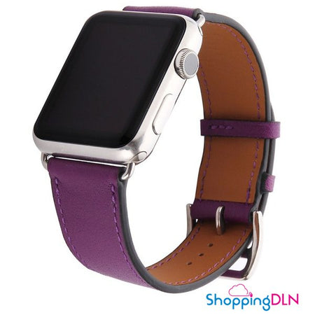 Bracelet en cuir pour Apple Watch