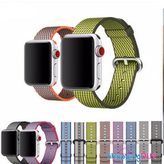 Bracelet nylon pour Apple Watch