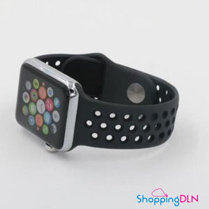 Bracelet Sport pour Apple Watch 38 et 42 min