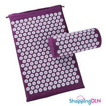 Tapis de relaxation d'acupression