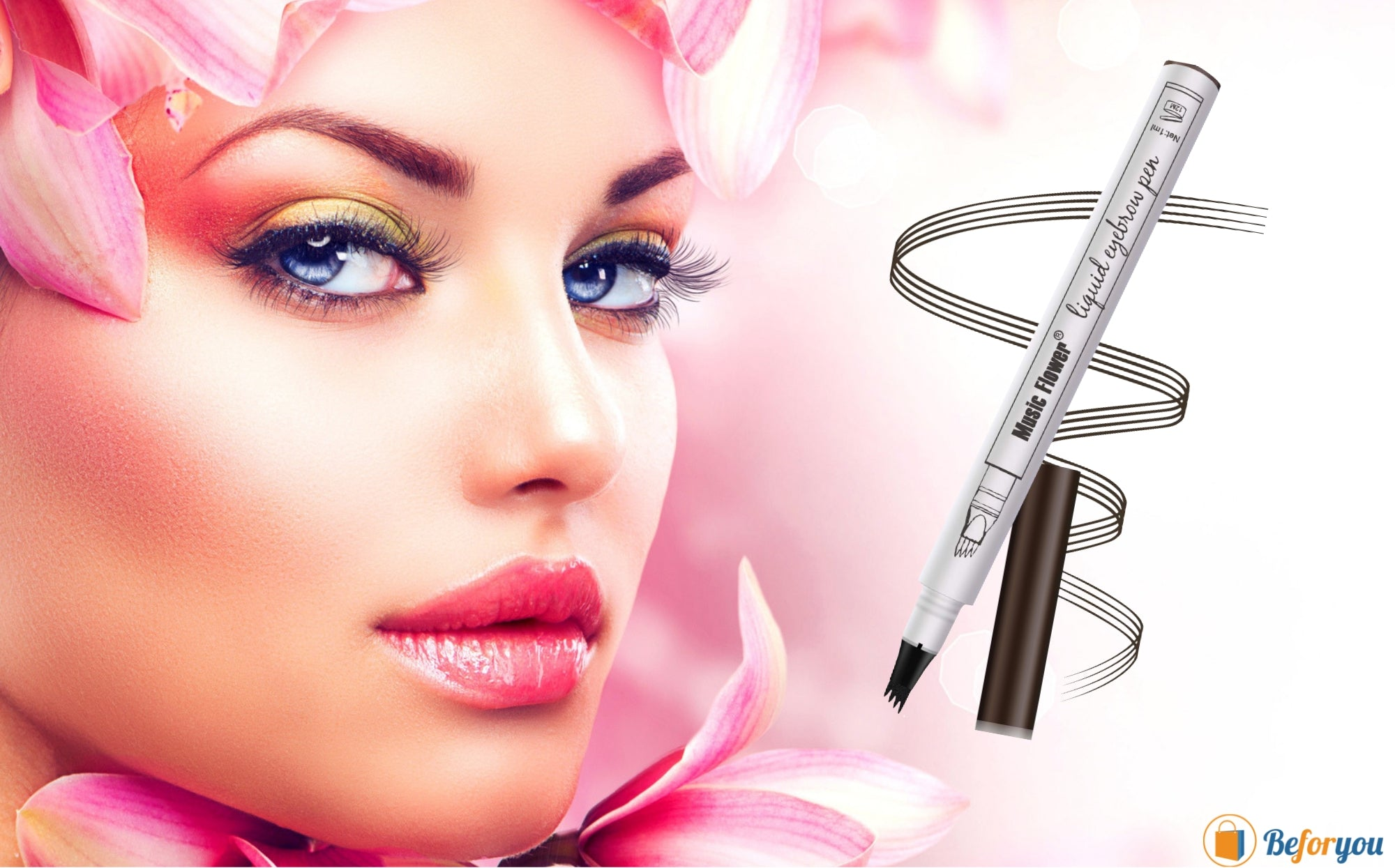 Perfect Pen sourcil