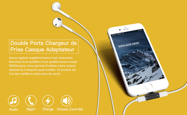 Adaptateur Intelligent Iphone
