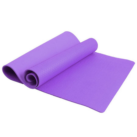 Tapis de Yoga anti-dérapant 6 mm - 3 colories
