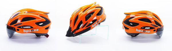 Casque velo VERDON orange