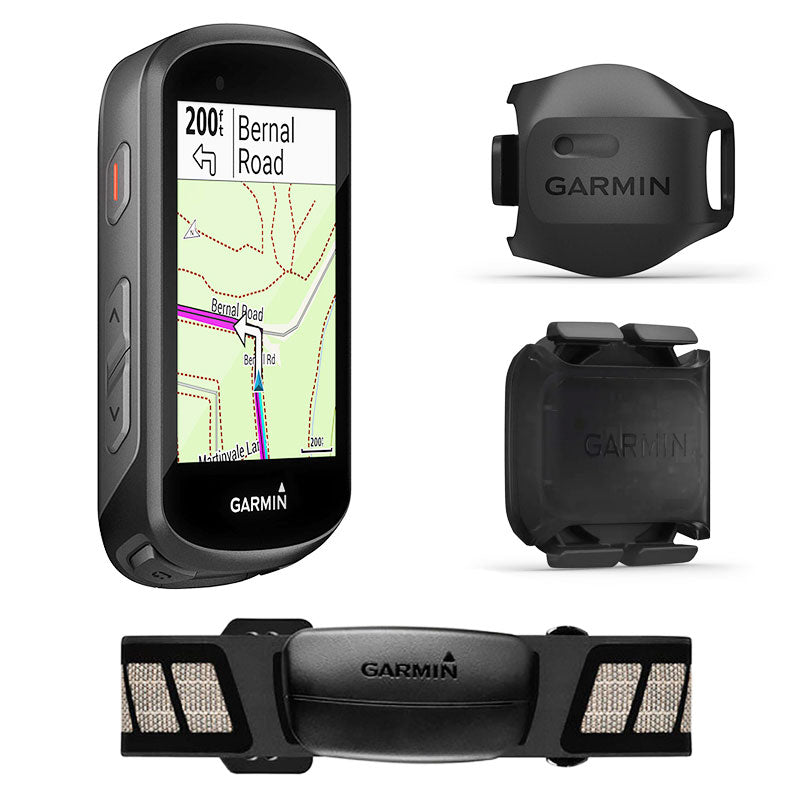 GPS Vélo GARMIN EDGE 530 Pack PERFORMANCE