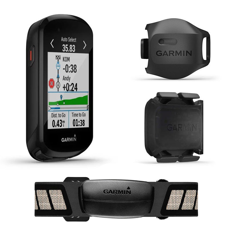 GPS Vélo GARMIN EDGE 830 Pack Performance