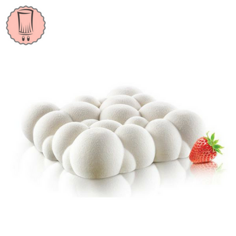 "Moule silicone 3D ""Cloud"""