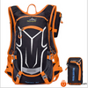 Mountain Bike Waterproof Bicycle Bag Orange Sac À Dos Vélo