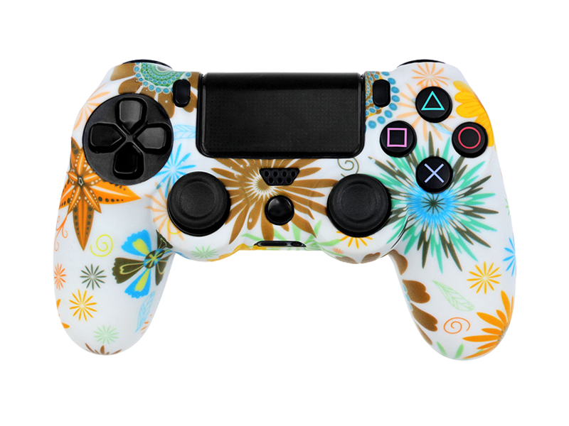 Coque de protection manette PS4 NATURE IS BEAUTIFUL