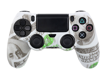 Coque de protection manette PS4 SHOW ME THE MONEY