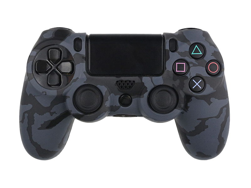 Coque de protection manette PS4 SHADOW CAMO