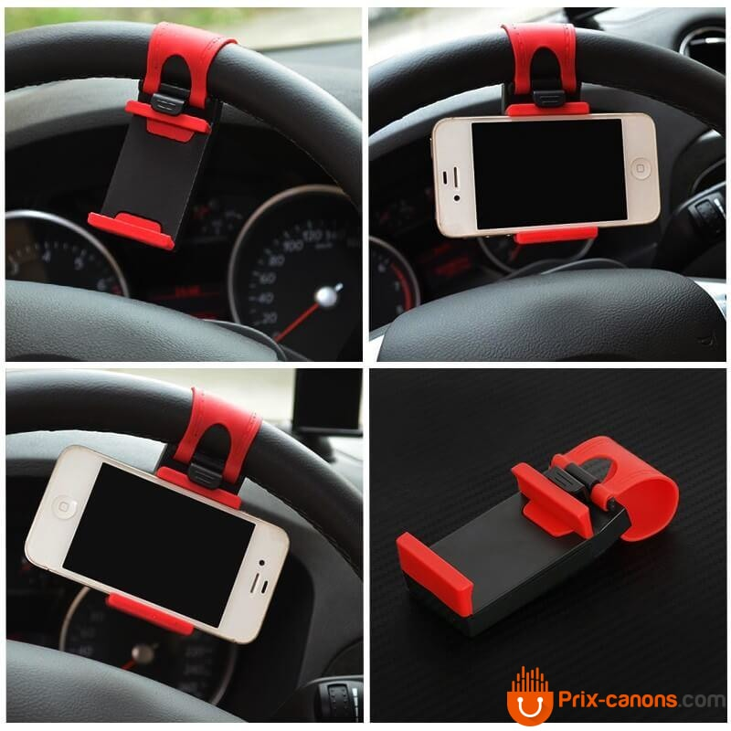 Support iphone Pour Voiture