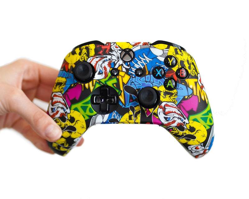 Coque de protection manette XBOX ANARCHY