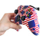 Coque de protection manette XBOX AMERICAN FLAG