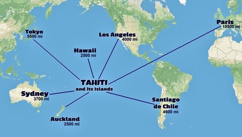Tahiti and its islands