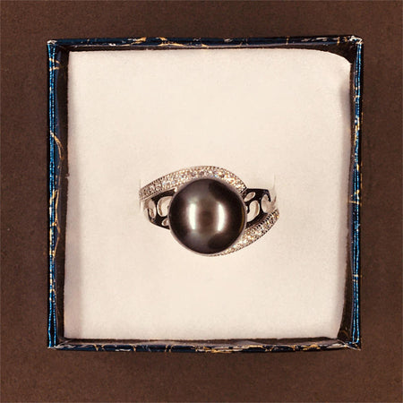 Sterling silver Ring Rikitea
