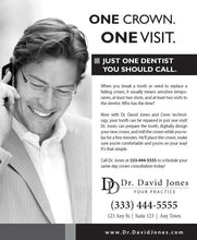 Just One Dentist