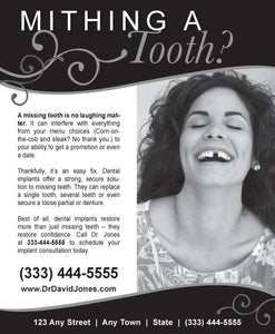 Missing Tooth?