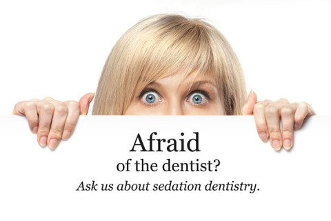 Afraid of the Dentist?