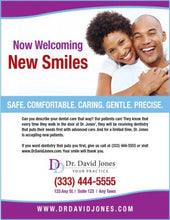 Now Welcoming New Smiles