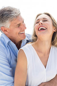 Older Couple Laughing