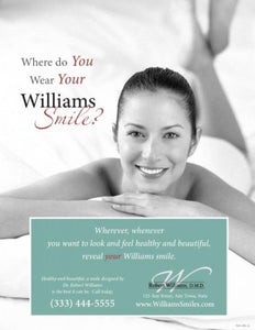 Where Do You Wear Smile?