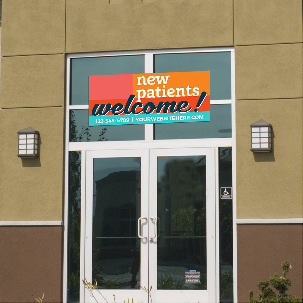 New Patients Welcome!