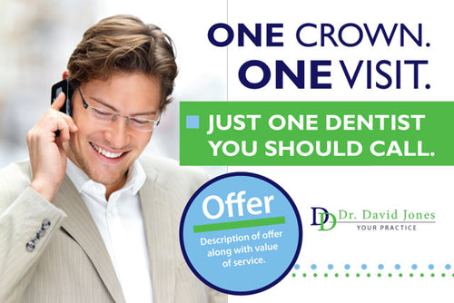 CEREC One Dentist