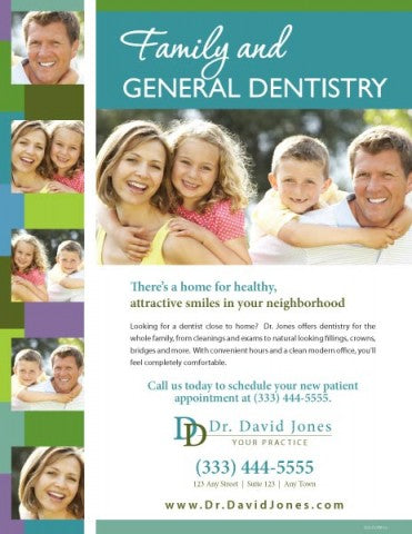 Family and General Dentistry in Your Neighborhood