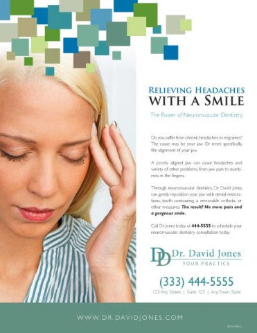 Relieving Headaches With A Smile
