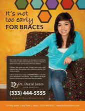 It's Not Too Early For Braces
