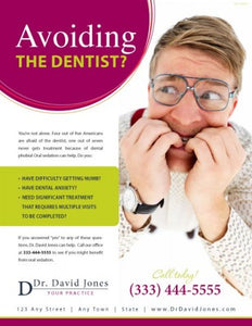 Avoiding The Dentist?