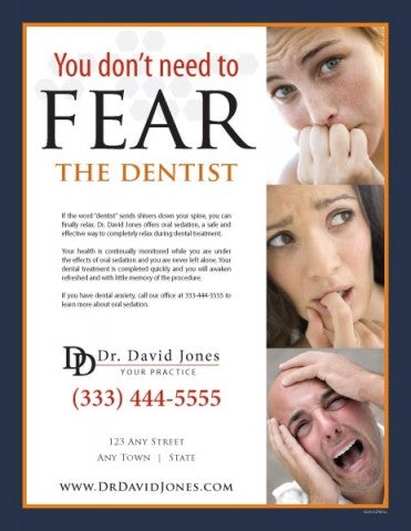 You Don't Need To Fear The Dentist