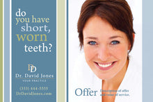 Do You Have Short Worn Teeth?