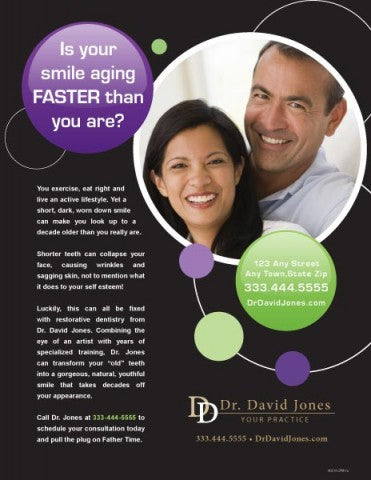 Is Your Smile Aging Faster Than You Are?
