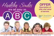 Healthy Smiles Are as Easy as ABC