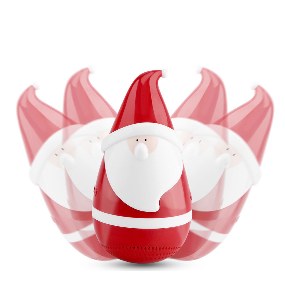 Portable Wireless Bluetooth Santa Claus Stereo Speaker