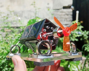 Magnetic Levitation Solar Motor Science Kits