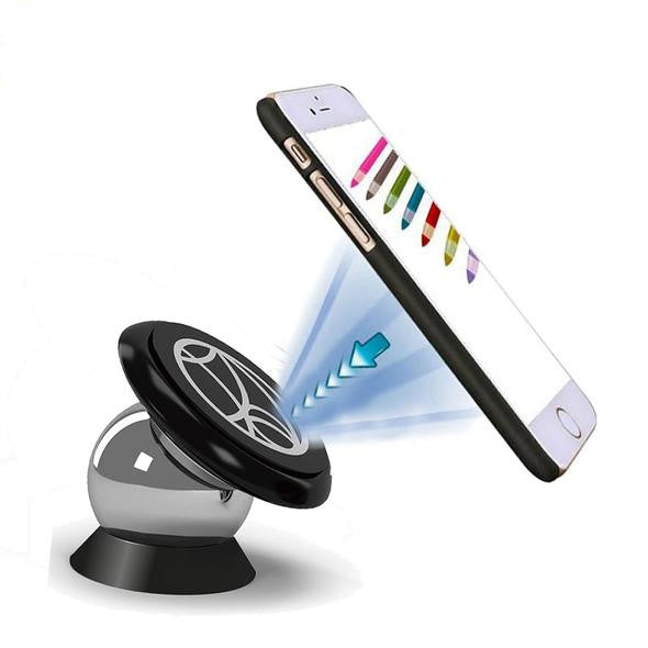 Magnetic 360 Degree Rotation Car Phone Mount