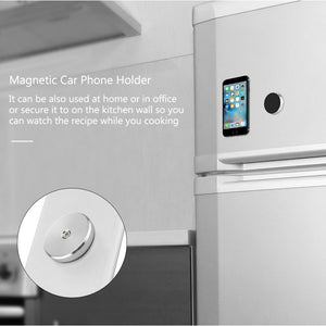 Minimalist Magnetic Car Phone Mount