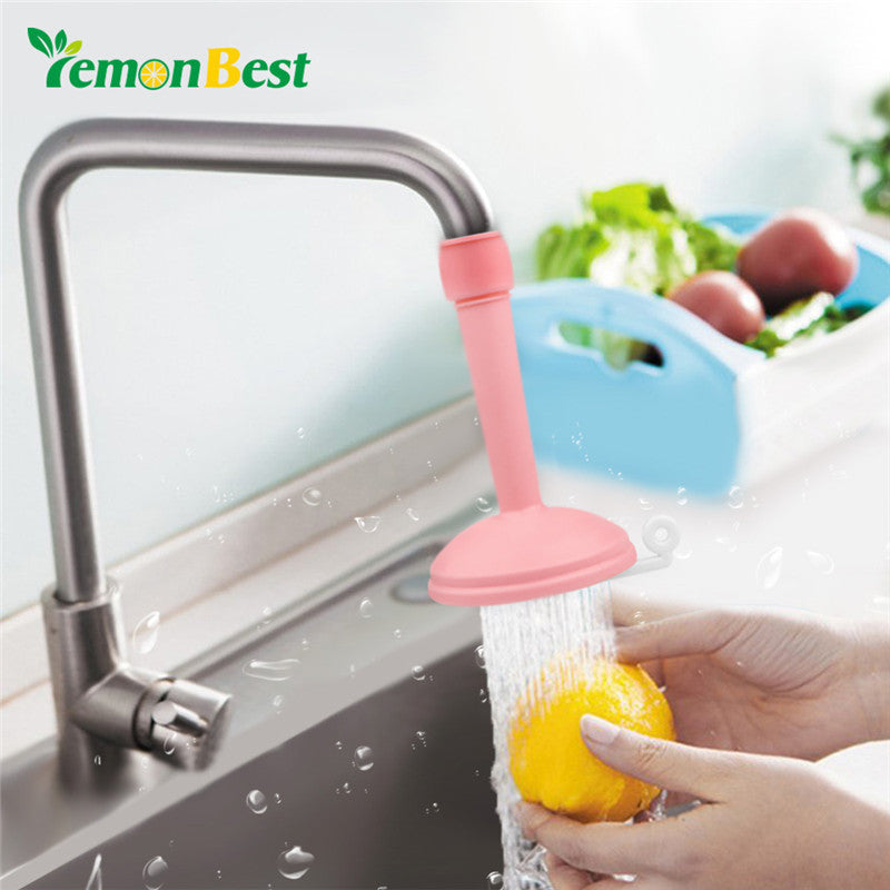 Sprinkler Head Kitchen Faucet Extender