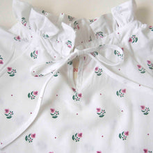 Kids dress small flower print