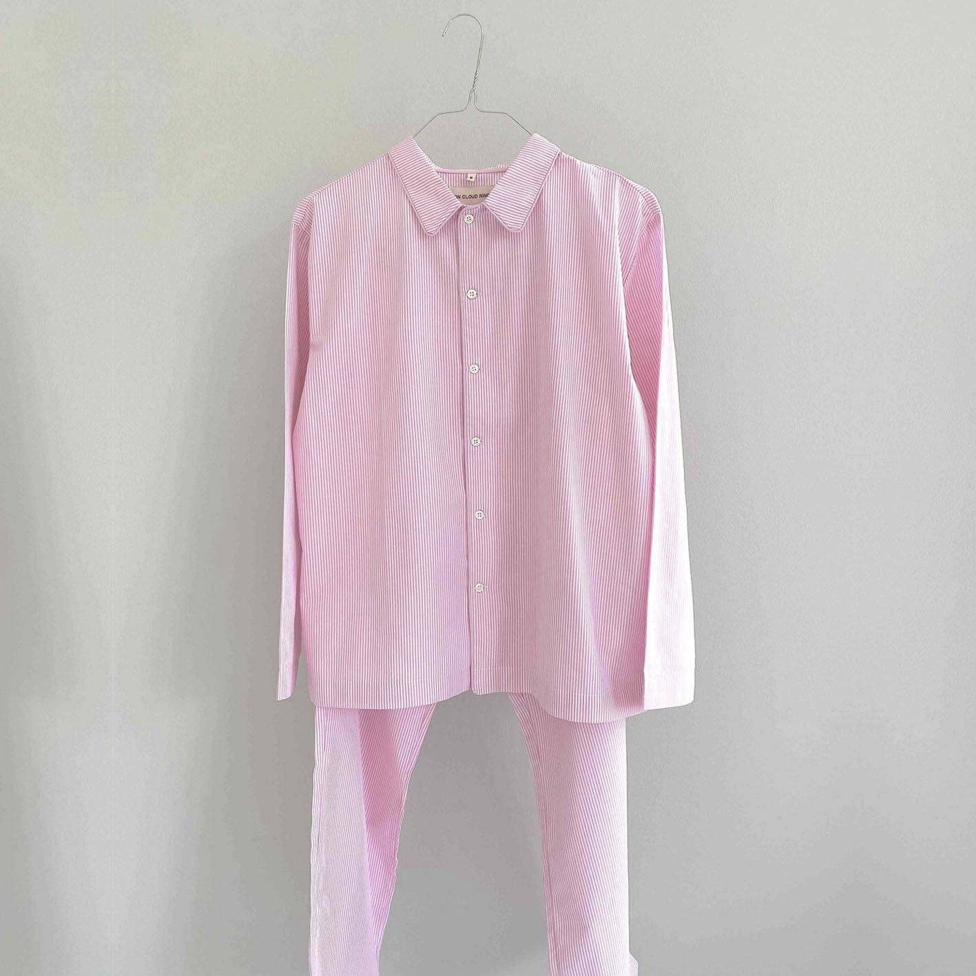 WOMEN // PYJAMAS SET // PINK STRIPE