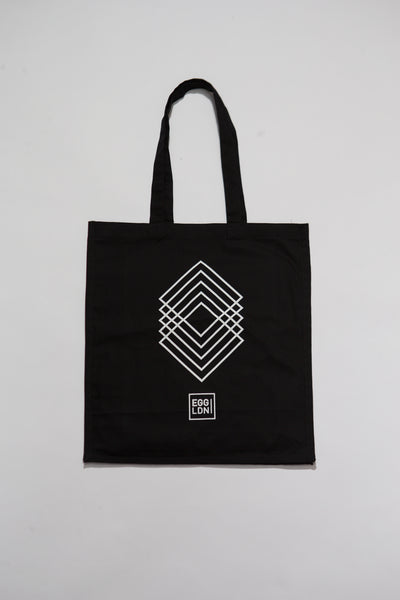 Egg London Tote Bag